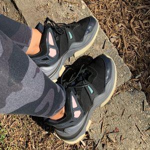Women's ZARA sneaker black size 37